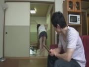 Toilet spy fetish porn